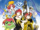 Personaggi di Digimon Story Cyber Sleuth