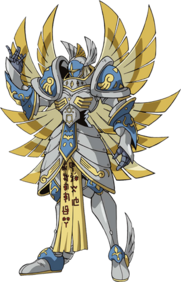 Seraphimon tri