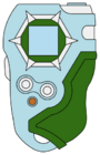 Digivice D-Scanner (Tommy)