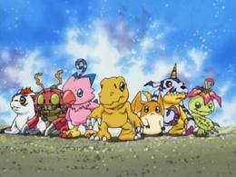 Digimon partner Adventure