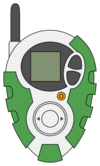 Digivice D3 (TK)