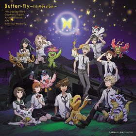 Butter-Fly ~tri. Version~ 2