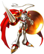 Gallantmon Cyber Sleuth