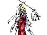 Sakuyamon (Miko Mode)