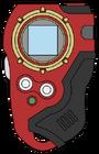 Digivice D-Scanner (Takuya - 2)