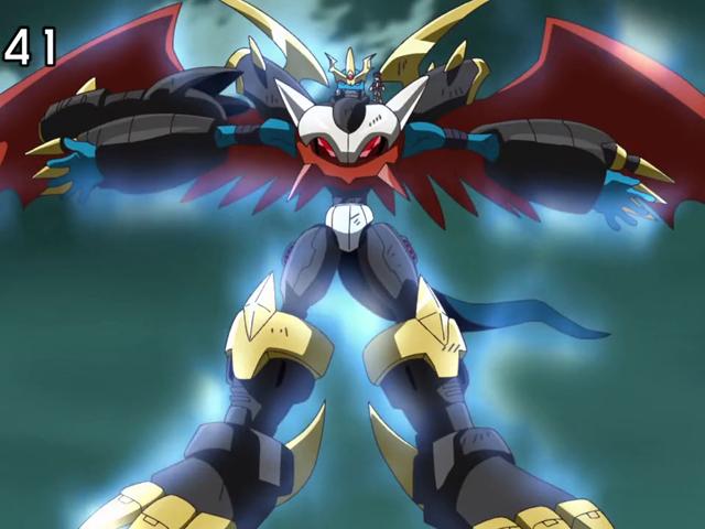 Imperialdramon Fighter Mode | Wiki Digituentirol | FANDOM ...