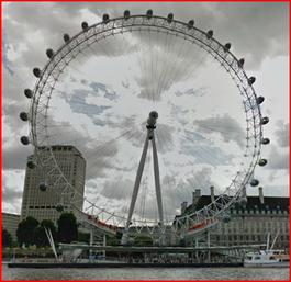 9300WMP1(London Eye)