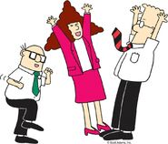 Dilbert group