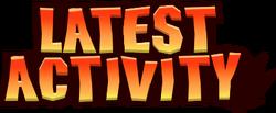 Latest Activity Wiki