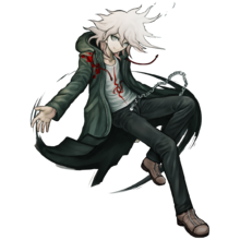 Nagito Komaeda Illustration