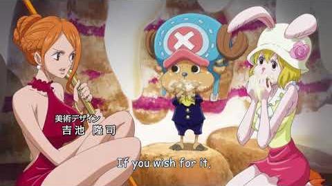 One Piece Opening 20 - HOPE English Sub 1080p