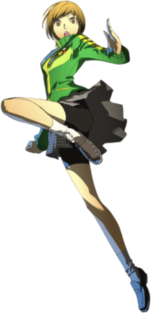 P4A Chie Render