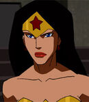 Wonder Woman Young Justice