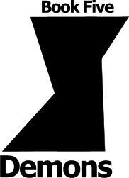 Dimensions Book Five Logo
