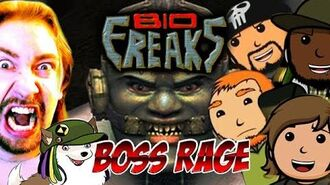 BOSS RAGE! Save The Scrublords (Bio F.R.E.A.K.S)
