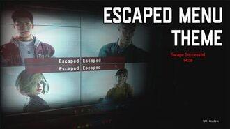 RESIDENT EVIL RESISTANCE Soundtrack - Escaped Menu Theme Song
