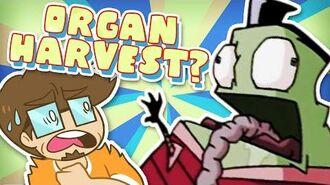 Weird Episode - ORGAN HARVESTING? (Invader Zim)