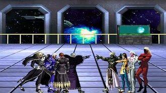 KOF Mugen - Team NESTS vs. Team Those From the Past - NESTS音巢隊 vs. 遙遠彼方之來者隊