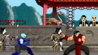Ninja Syndrome Annihilation for UFGE