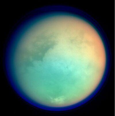 Titan multi spectral overlay