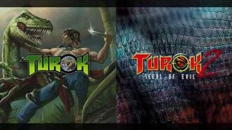 Turok 1 & 2 review + stay dead mod review