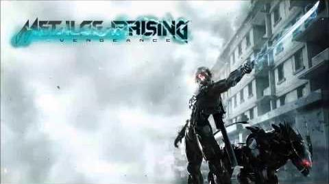 09 - The Only Thing I Know For Real ~Original~ - Metal Gear Rising Revengeance OST