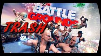 WWE 2K Battlegrounds Is Trash