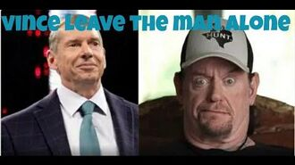 Vince McMahon is not happy with The Undertaker Retirement (Rant)