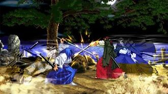 Ukyo VS. Moriya