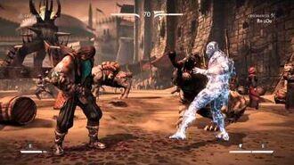 Mortal Kombat X Tremor & Sub-zero