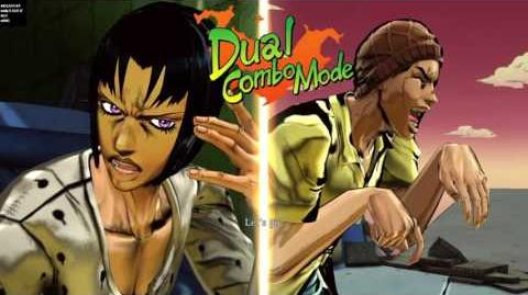 (Part 5) Dual Combo Win poses
