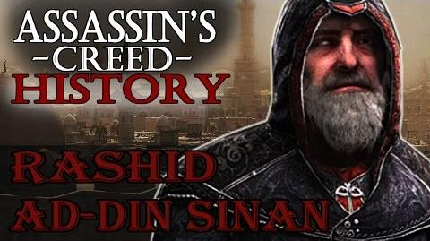 """Rashīd ad-Dīn Sinān"" - Assassin's Creed Real History"