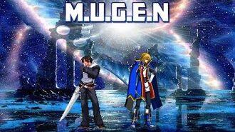 M.U.G.E.N - Squall Vs. Jin Kisaragi