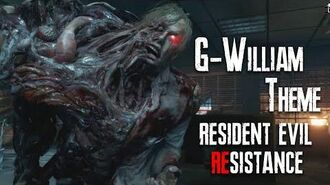 RESIDENT EVIL Resistance OST - G-William 1st Malformation Theme Music RE 3 Remake