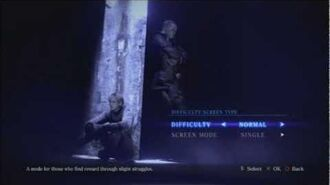 Resident Evil 6 Soundtrack - Main Theme (Jake & Sherry)