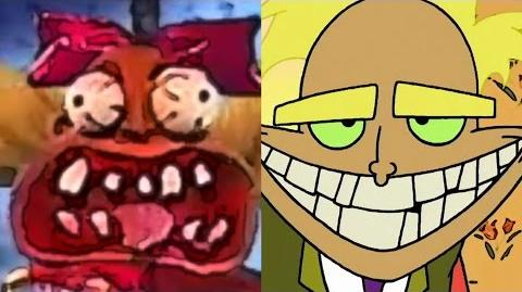 10 Most WTF Characters in Courage the Cowardly Dog