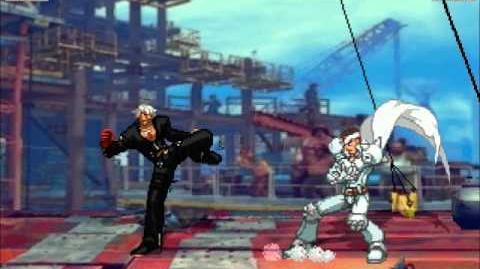 -MUGEN 2013- K' vs Jin Saotome