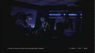 Resident Evil 6 Soundtrack - Main Theme (Chris & Piers)