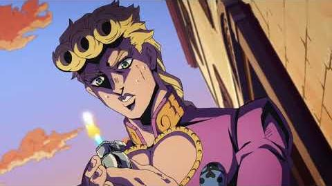 (ジョジョ) Jojo's Bizarre Adventure Golden Wind part5 ~ Giorno meets Black Sabbath HD