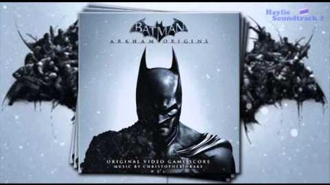 07. Assassins - Batman Arkham Origins Soundtrack
