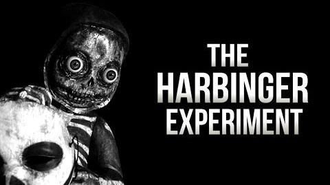 """The Harbinger Experiment"" Creepypasta"