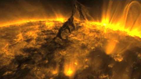 'Tornado Season' On The Sun Returns With New Sighting Video