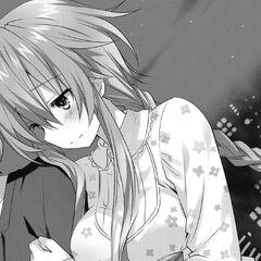 Yuzuru with Shido