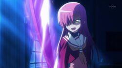 Hinagiku emotionally angry at Hayate