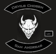 Devils Chosen MC Patch