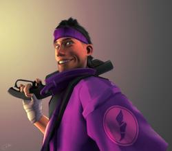 VIOLETScout-Portrait