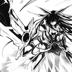 Tohka unleashing <Harvanhelev> (Light Novel)