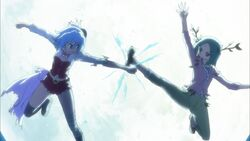 Hayate vs Yukiji
