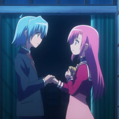 Hinagiku and Hayate