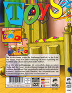 Toys DVD Germany Kidsplay Back